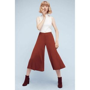 Anthropologie The Essential Culotte Pants